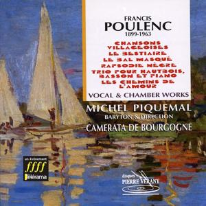 Poulenc : œuvres vocales & musique de chambre