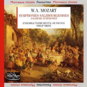 Mozart : Symphonies salzbourgeoises