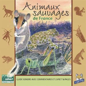 Animaux sauvages de France