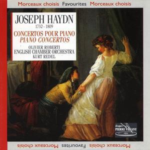 Haydn : Concertos pour piano