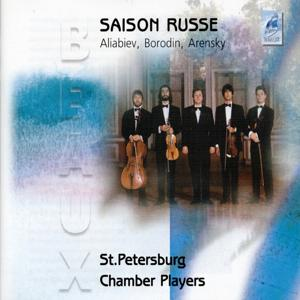 Saison Russe (Aliabev, Borodin, Arensky)