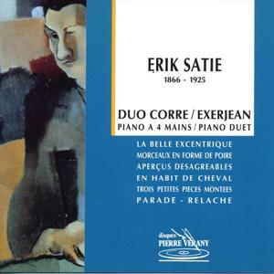 Satie - Oeuvres pour piano & 4 mains