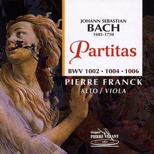 Bach : Partitas pour alto