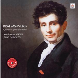 Brahms - Weber : Quintettes avec clarinette