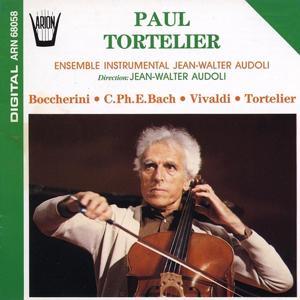 Paul Tortelier : Concertos pour violoncelle