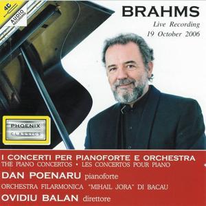 Johannes Brahms : The Piano Concertos (Live)