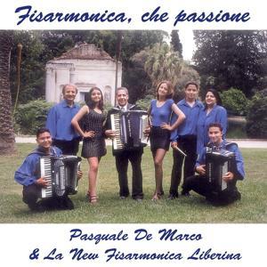 Fisarmonica, che passione (Grandi successi dell'autore e brani celebri di ballo liscio)