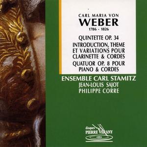 Weber : Quintette & quatuor