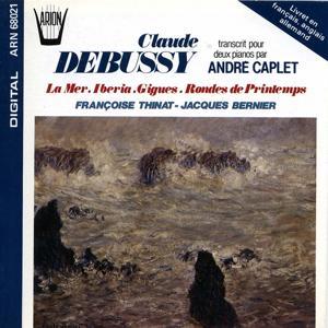 Debussy  : Transcrit pour 2 pianos par André Caplet