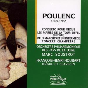 Poulenc : Concerto pour orgue