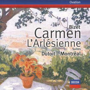 Bizet: Carmen Suites 1 & 2; L'Arlésienne Suites 1 & 2