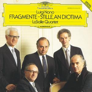 Nono: Fragmente - Stille, An Diotima For String Quartet