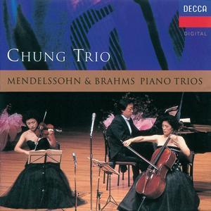 Mendelssohn/Brahms: Piano Trios
