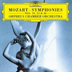 Mozart, W.A.: Symphonies Nos.29, 33 & 40