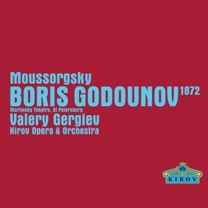 Moussorgsky: Boris Godounov (1872 Version)