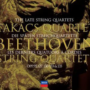 Beethoven: String Quartets Vol.3