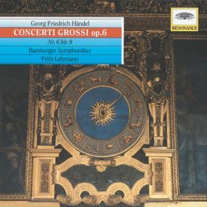 Handel: Concerti grossi, Op.6 Nos. 6-9