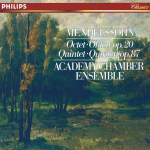 Mendelssohn: Octet; String Quintet No. 2
