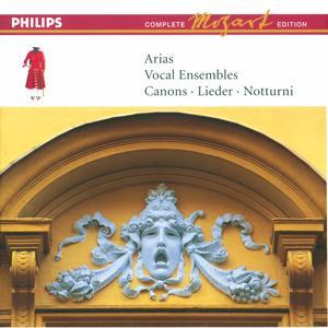 Mozart: Complete Edition Vol.12: Arias, Lieder etc