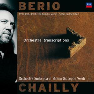 Luciano Berio / Trascrizioni orchestrali