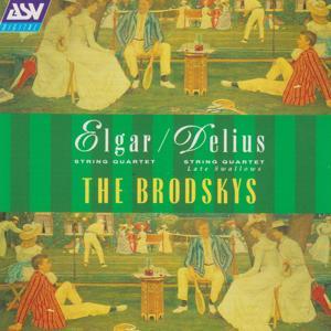 Elgar / Delius: String Quartets