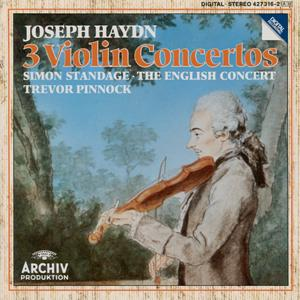 Haydn: Violin Concertos In C Major Hob.VIIa: 1, In G Major Hob. VIIa: 4, In A Major Hob. VIIa: 3/ Salomon: Romance in D Major