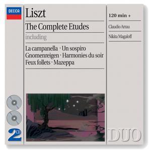 Liszt: The Complete Etudes