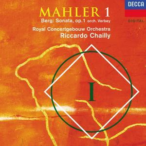 Mahler: Symphony No.1 / Berg: Sonata, Op.1 (orch Verbey)