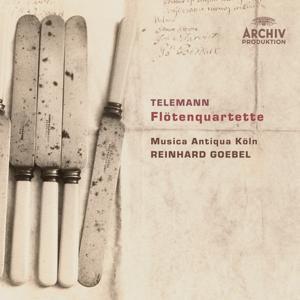 Telemann: Flute Quartets