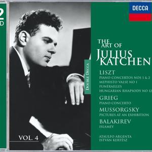 The Art Of Julius Katchen Vol.4