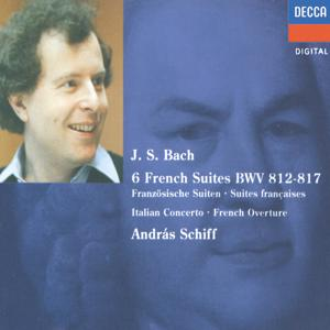 Bach, J.S.: French Suites Nos. 1-6/Italian Concerto etc.