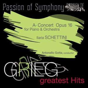Grieg : Concert for Piano & Orchestra in A Minor, Op. 16