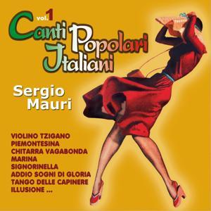 Canti popolari Italiani, Vol. 1
