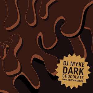 Dark Chocolate Street Album (100 pure chocolate)