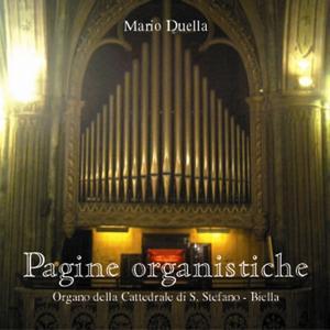 Pagine organistiche (Organo della Cattedrale di S. Stefano)