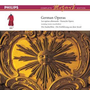Mozart: Complete Edition Box 16: German Operas