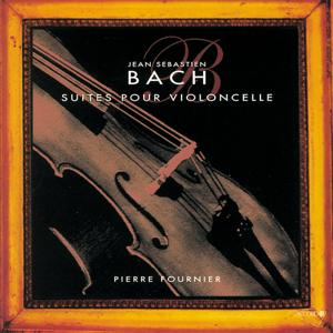 J.S. Bach: Integrale des Suites pour Violoncelle