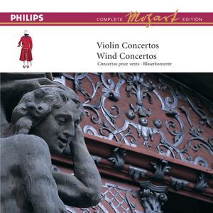 Mozart: Complete Edition Box 5: Violin/Wind Concertos
