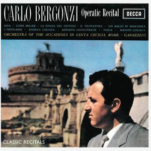Carlo Bergonzi Recital