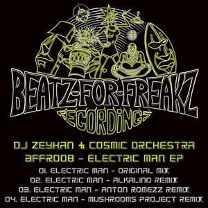 Electric Man EP