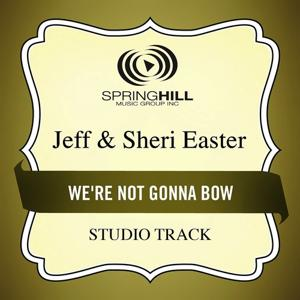 We're Not Gonna Bow (Studio Track)