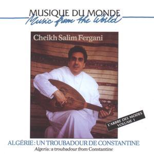Algérie : un troubadour de Constantine