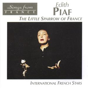 International french stars - the little sparrow of france