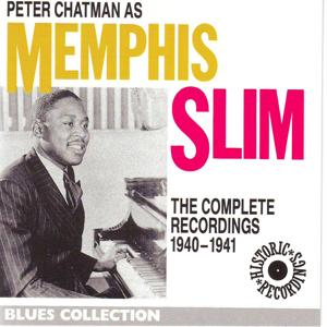 Peter Chatman Complete Recordings 1940-1941 (Blues Collection Historic Recordings)