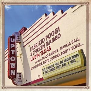 Fabrizio Poggi & Chicken Mambo Live in Texas
