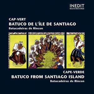 Cap-vert. batuco de l'île de santiago. batucadeiras de rincon cape-verde. batuco from santiago island.