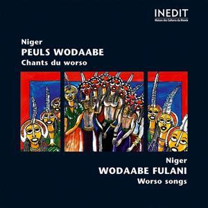 Niger: Peuls Wodaabe, chants du Worso - Woodabe Fulani, Worso Songs