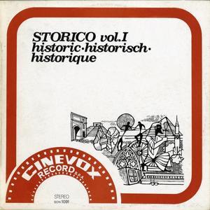 Storico, vol. 1 : Historic, Historisch, Historique