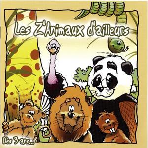 Les z'animaux d'ailleurs + versions instrumentales karaoké