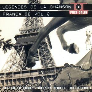 Légendes de la chanson française, vol. 2